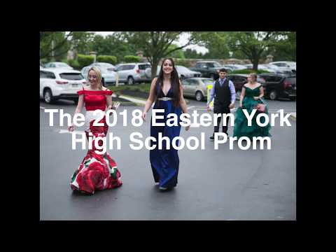 Scenes from the 2018 Eastern York High School prom