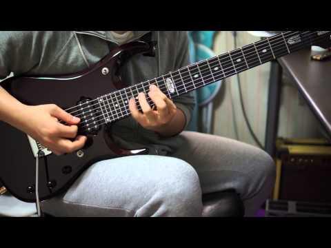 Dream Theater - Illumination Theory final guitar solo stem