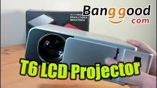 T6 LCD Projector Review [BEST …