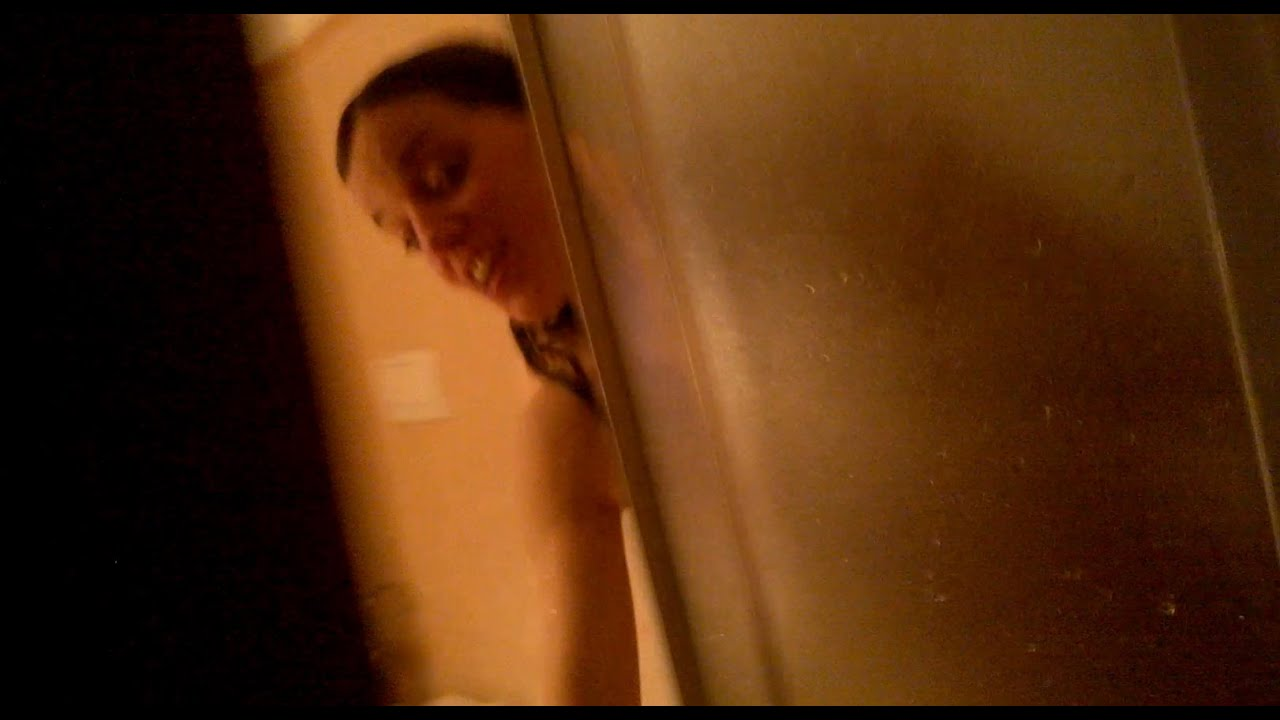 My sister shower prank...what a scream!