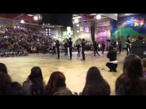 Rancho Cucamonga High School drumline