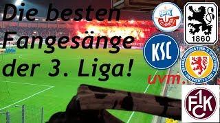 DIE BESTEN FANGESÄNGE DER 3. LIGA!