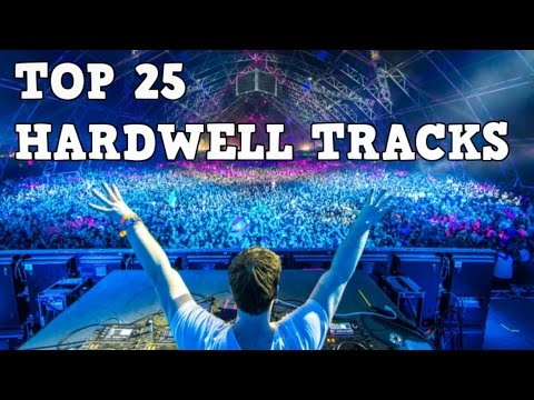 [Top 25] Best Hardwell Tracks [2016]