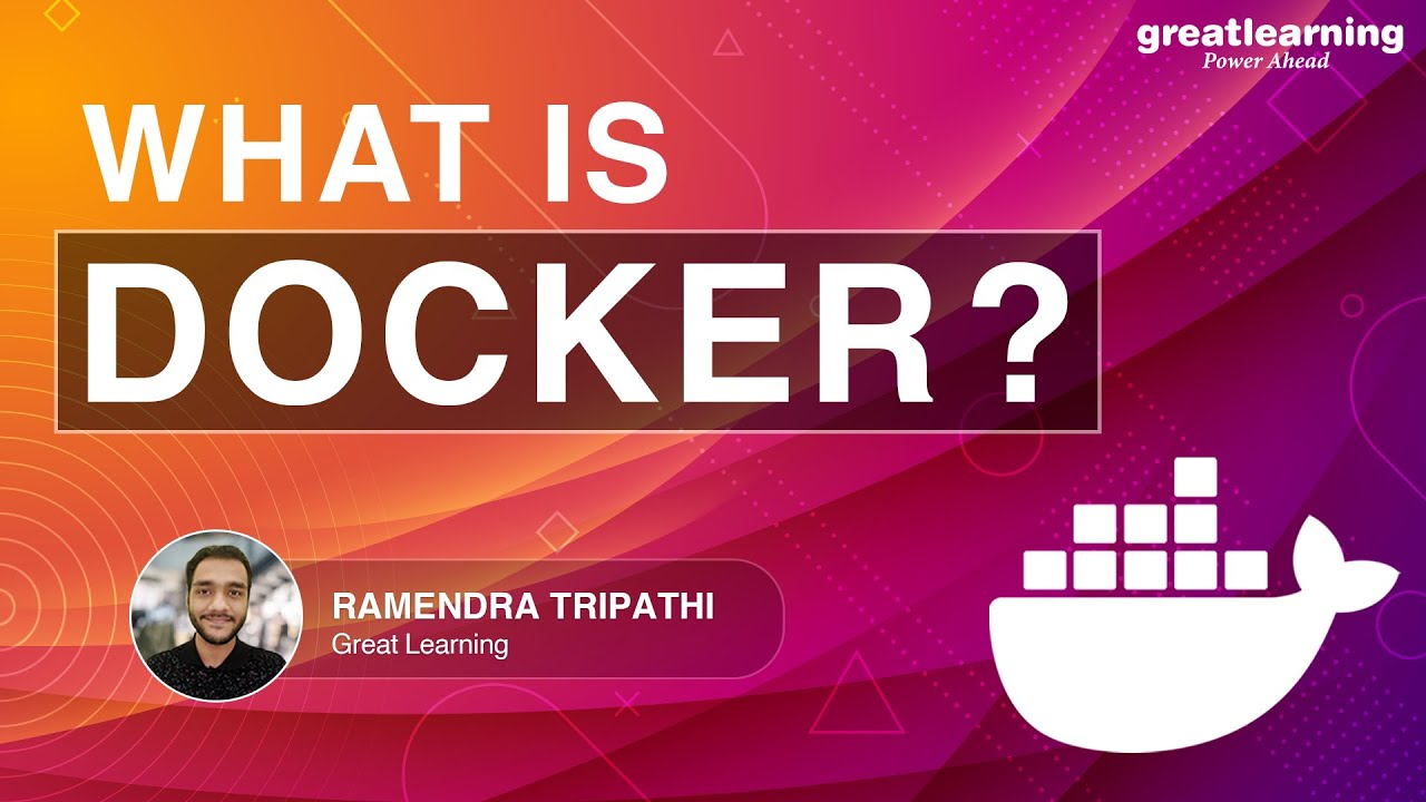 What is Docker ? | Docker Tutorial For Beginners | Docker Container