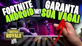 WARNING 😱 HOW TO DOWNLOAD FORTNITE MOBILE ANDROID WHEN IT'S RELEASED?