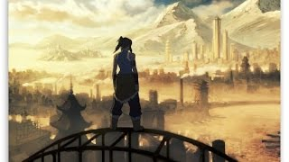 Avatar korra ps4 part one hd!!!