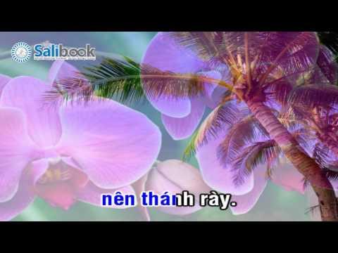 [Karaoke Thánh Ca HTTL-VN] 156 Một Giê-xu - Salibook