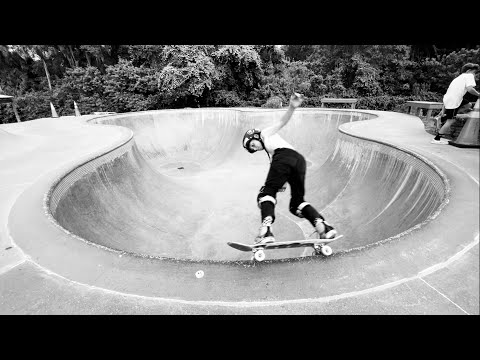 Aaron Shore Skateboarding