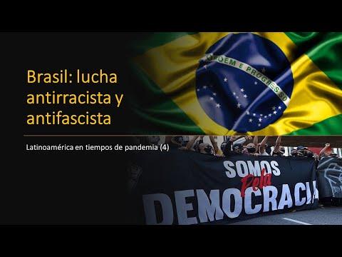 Brasil: lucha antirracista y antifascista