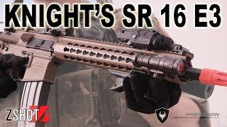 Knight's Armament SR16-E3 Mod2 AEG by Z-Shot & Echo1 USA