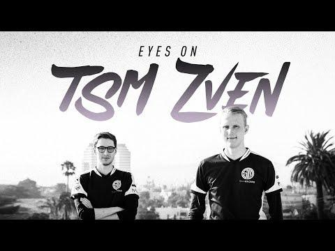 Eyes on TSM Zven (2018 NA LCS Summer Playoffs)