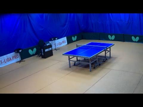 Настольный теннис. Лига Про. Турнир 19 ноября 2018г. Муж. Рейтинг 1000-1150