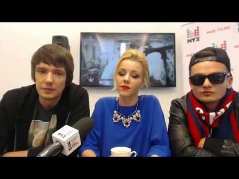 Видеочат со звездой на МУЗ-ТВ: 5sta Family