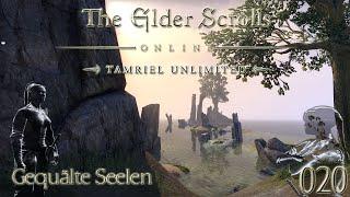 ESO : Tamriel Unlimited [LPT] [German] Part 20 - Gequälte Seelen