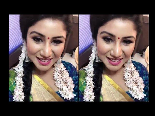 Raja rani Vijay tv Serial (semba ) Alya manasa / Yoghi Paala kudi Tamil girls Dubsmash