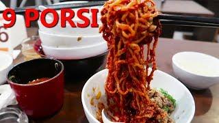 SADIS!! | Makan Bakmie Terpedas di JAKARTA