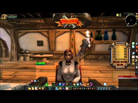 World of Warcraft 6 0 2 Human Female faces and hairstyles
