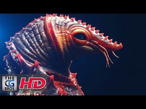 "CGI & VFX Showreels: ""Lobsterman"" - by Ruben Valente   TheCGBros"