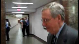 Senator Mitch McConnell on Health Care Reform Opt-out Free HD Video