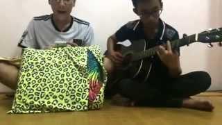 Quê nhà ( acoustic cover)