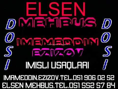 Elsen Mehbus ft Imo Ezizov balam balam 2013