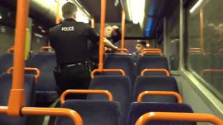 UK Muslim man arrested on Birmingham bus after he committed a sex crime against a minor 1