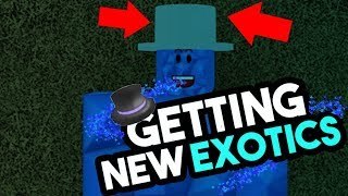 [Roblox] Case Clicker: GETTING NEW Weekend Warrior Top Hat EXOTIC (AND MAKING 7B PROFIT WITH IT)