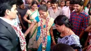 MARRIAGE DANCE of ESLAWATH RAMESH ANNA