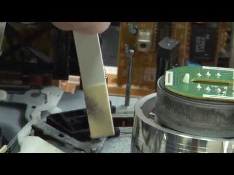 Service Your VCR. Cleaning Video Heads. Fix Your VHS VCR Video Recorder
