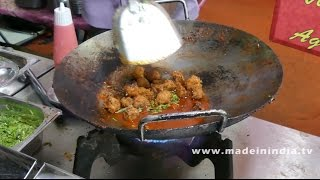 INDO CHINESE SNACK RECIPE | VEG MANCHURIA MAKING | MOST POPULAR INDIAN FAST FOOD RECIPES
