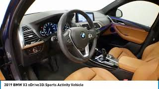 2019 BMW X3 Lubbock Texas B1432