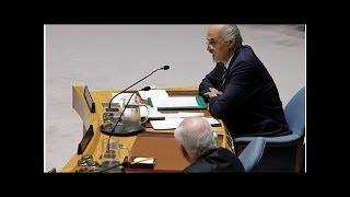 Syrian Envoy Slams UN Chief for Siding With