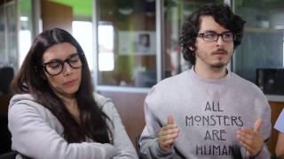 """Minicapítulo ENTERTAINMENT- """"Becario Edición Limitada"""" de Dr. Diablo, Irene Guerrero y Nacho Adorna"""