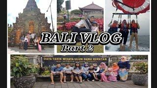 "Family Private Tour Bali ""Part2""   TRAVEL VLOG"