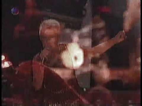 Roxette Milk & Toast & Honey @ Popkom gala 2001