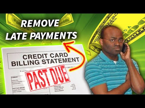 How To Remove Late Payments From Your Credit Report 2020 Guide | For Free In 10 Minutes