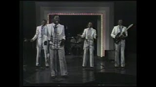 The Drifters - Dance With Me (Live on BET) 1982