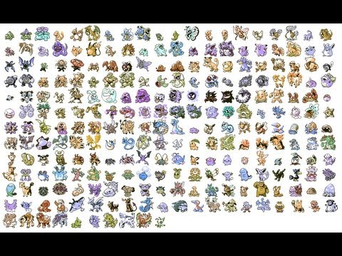 Top 10 Pokemon Gold/Silver/Crystal Music by Go Ichinose