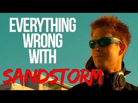 "Everything Wrong With Darude - ""Sandstorm"""