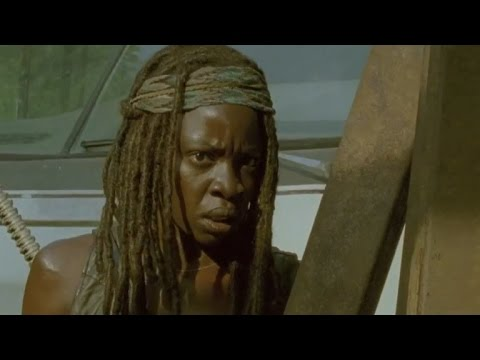 EXCLUSIVE: 'The Walking Dead' Star Danai Gurira Spills Why Season 6 is the Most 'Intense' Yet!