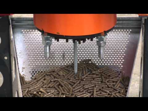 Cissonius PelletMaker PM 3.0E http://www.pellet-mill.de
