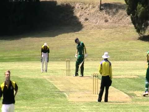 Ross Martin & Lucas Skelton - Glen Iris Cricket Club 1st XI - 8/2/2015 v Richmond City Part 2