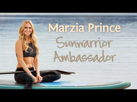 Sunwarrior Ambassador   Marzia Prince