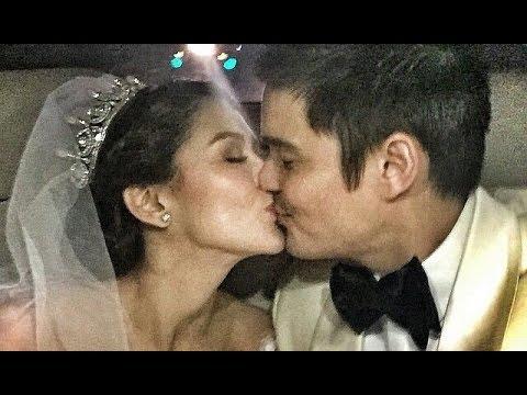 Marian Rivera Dingdong Dantes Wedding Video - YouTube