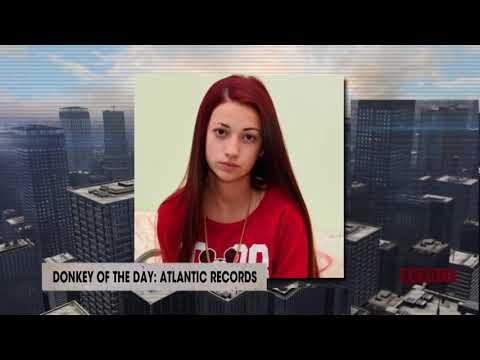 Atlantic Records | Donkey Of The Day
