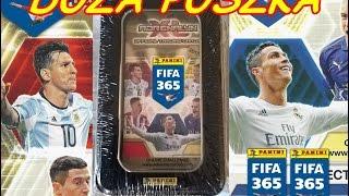 EXTRA Duża puszka FIFA 365 - Panini - karty Limited Edition - Adrenalyn xl - BIG TIN