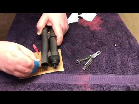 How to Install: Firearm Brace Kits by SB Tactical