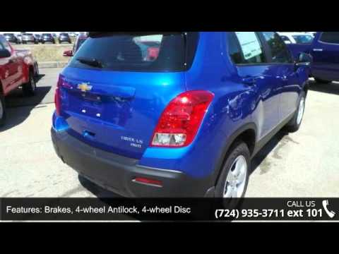 Nice 2015 Chevrolet Trax LS   Baierl Chevrolet   Wexford, PA 1.