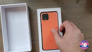 Google Pixel 4 - Unboxing and First Impressions