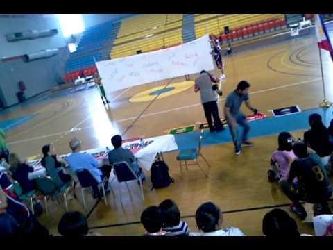 Consular cup part 2 team dance